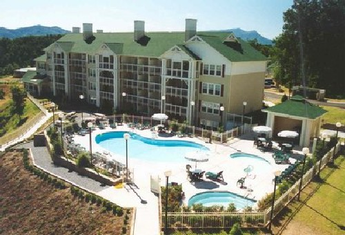 2 Bedroom Family Suites Pigeon Forge Tn