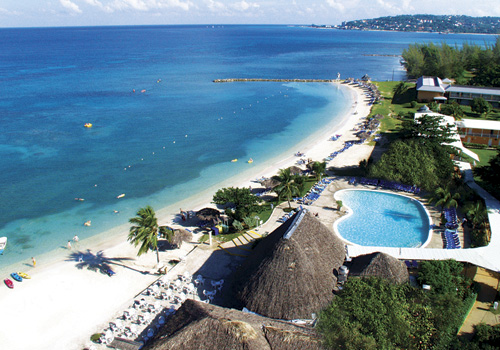 Sunset Beach Resort Montego Bay Jamaica