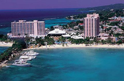 7 Night Vacation Package At Sunset Jamaica Grande Resort