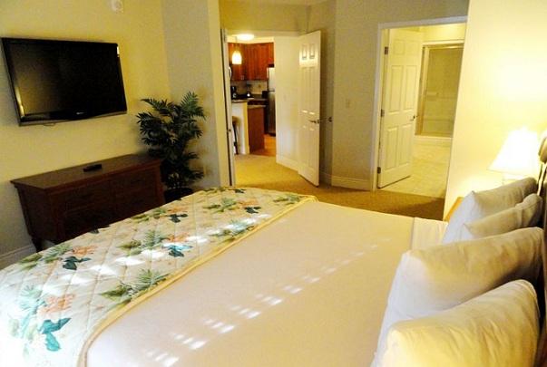 2 Bedroom Suite At Tahiti Village In Las Vegas Nevada