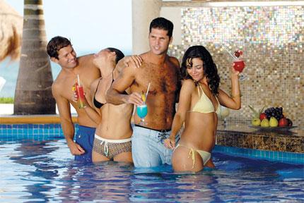 Cast of sex games cancun