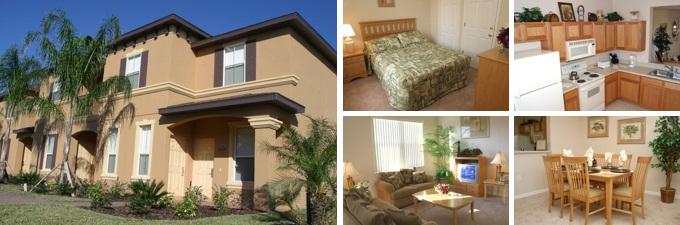 Villas At Regal Palms In Orlando Florida