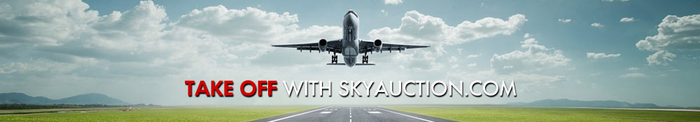 Take off with SkyAuction.com