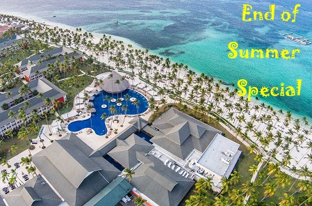 All Inclusive Barcelo Bavaro Beach S Only In Playa Punta Cana Dominican Republic Bid Per Person Night Choose Your Length Of Stay