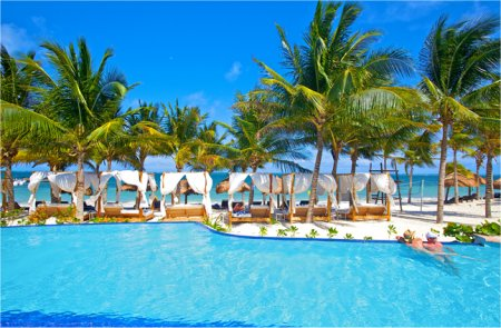 Best cancun clothing optional resorts