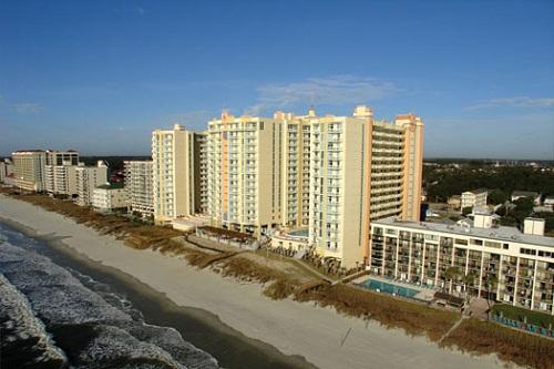 Wyndham Ocean Boulevard In Myrtle Beach South Carolina Bid On A 7 Night Stay 2 Bedroom Suite