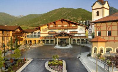 Zermatt Resort Spa 784 West Drive