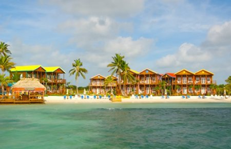 Bid Per Package Valid For A 7 Night Stay At Your Choice Of Resorts In San Pedro Or Placencia Belize With Roundtrip Air To City Via Major Us