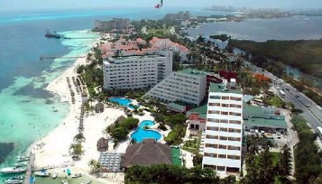 Bid Per 7 Night Package At The All Inclusive Oasis Palm Beach With Roundtrip Air To Cancun Mexico