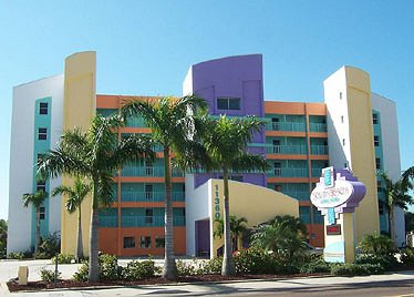 Bid Per Night Choose Your Length Of Stay In Choice A One Bedroom Or Two Unit At The South Beach Condo Hotel Treasure Island Florida
