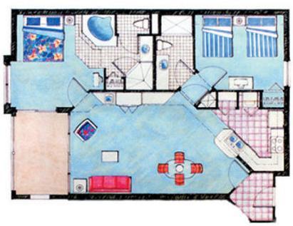 Summer Bay Resort Orlando Condo Floor Plan Gurus Floor