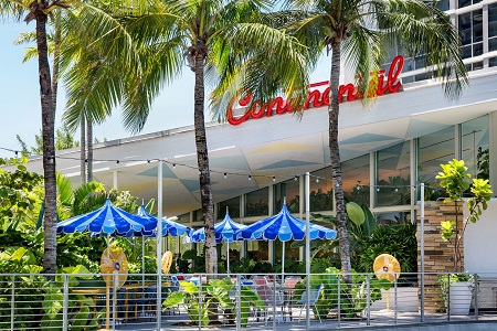 At The Gates Hotel South Beach A Doubletree By Hilton Our World Cl Dining Options Are Designed With You In Mind Continental Restaurant Is