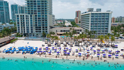 Westgate Miami Beach And Newport Beachside Hotel Resort