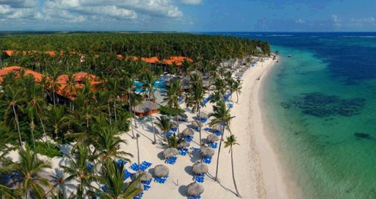 The Beautiful Playa Bávaro Was Declared As One Of Best Beaches In World By Unesco It Is Part Most Exclusive Area Dominican Republic